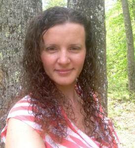 Author Kelli McCracken